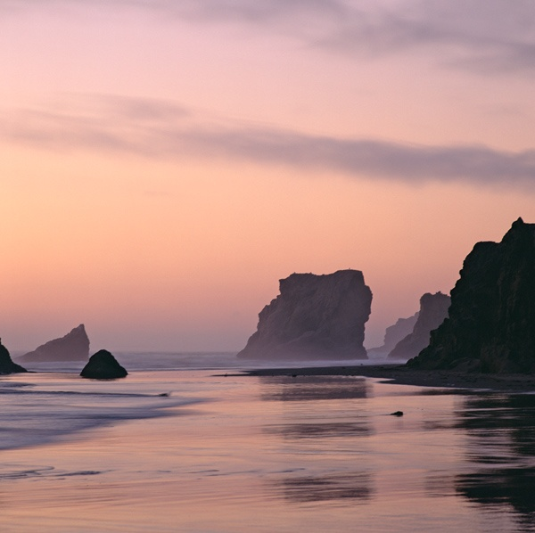 Oregon's coastline- Gold Beach