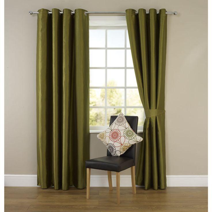 Wilko Faux Silk Eyelet Curtains Plum 167 X 137cm: 25+ Best Ideas About Orange Eyelet Curtains On Pinterest