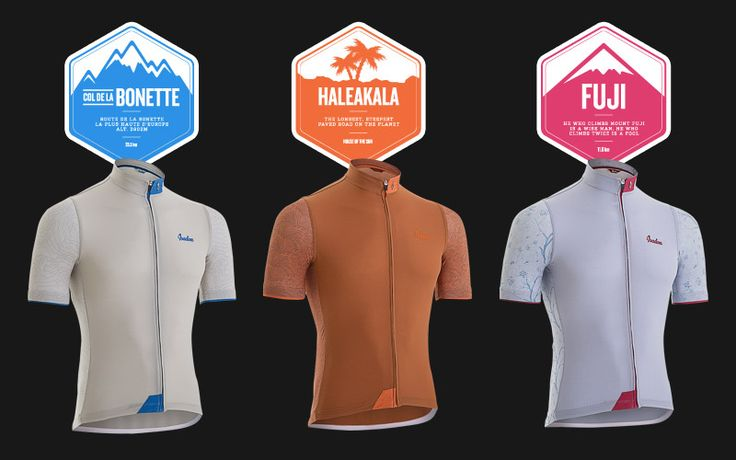 Isadore Apparel - As you might already have guessed - just as with Roger and Eddy - a jersey is not just a jersey. The trick is in the DETAILS. #isadoreapparel #roadisthewayoflife #cyclingmemories