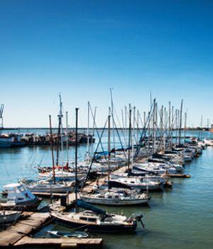 Port Elizabeth is a seaside city with an artsy air. http://www.privateproperty.co.za/neighbourhoods/port-elizabeth/67