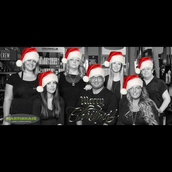 Merry christmas from your #hairstyler #happyholidays #merrychristmas