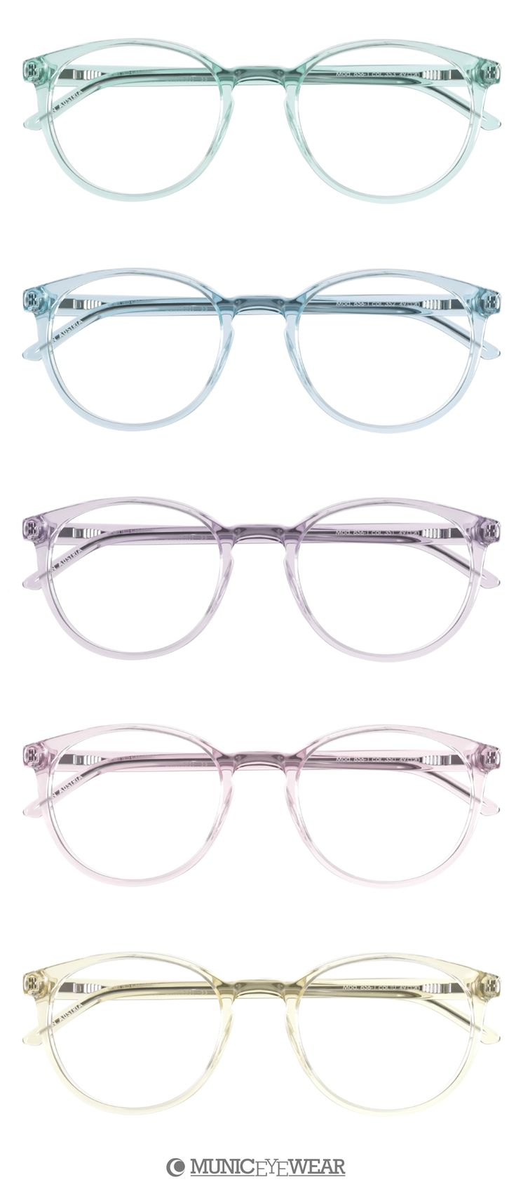 munic - mod. 856-1  #PASTEL COLOURS #municeyewear