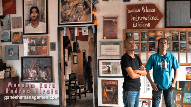Museum Kata Bangka Belitung