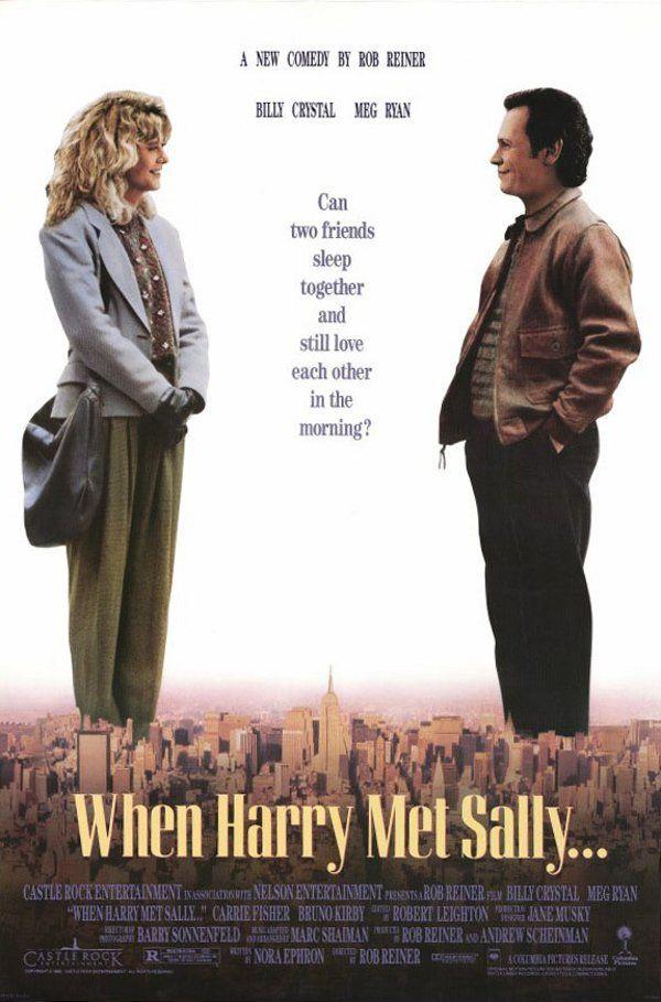 Cuando Harry conoció a Sally  Una película de como nos ronda la persona amada, sin darnos cuenta.