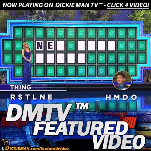 Amazing Guess in Wheel of Fortune Bonus Round | Smoken Joe Official Site