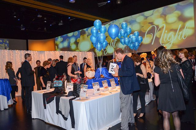 #SilentAuctionsWork - Another successful Silent Auction for the Faith Gala