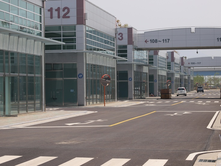 Western Busan Industrial Tools Center in Busan