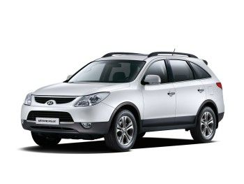 Hyundai Veracruz KR-spec (EN) '2006–15