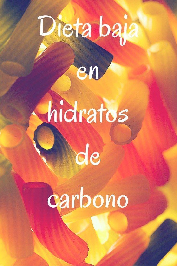 Dieta baja en hidratos de carbono http://blgs.co/MAG287