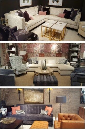 We are still out at the High Point Furniture Market browsing tons of  gorgeous and upcoming trends to bring home to YOU  We came across these  living room. 270 best images about High Point Furniture Market on Pinterest