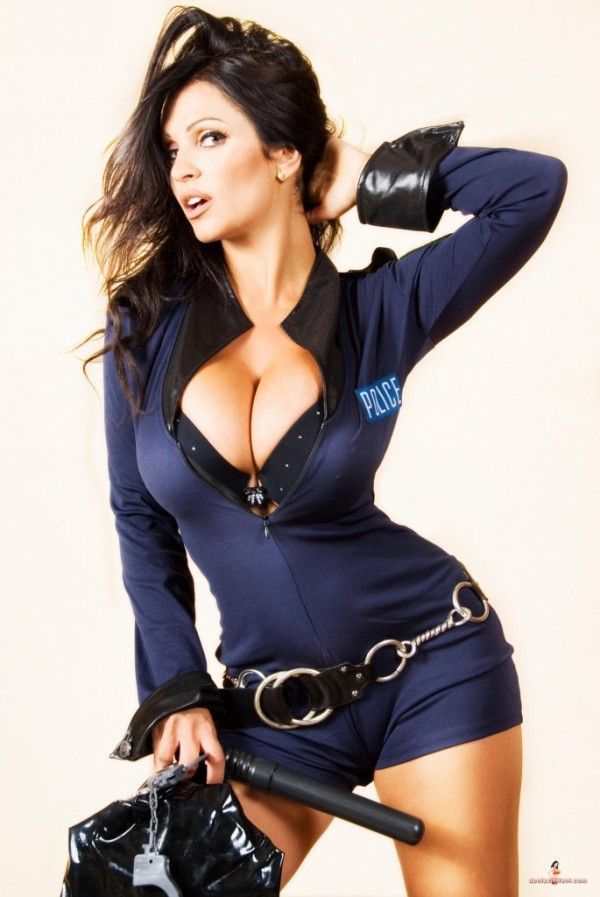 Denise Milani- Officer