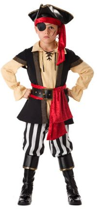 Best 25 pirate costume for boys ideas on pinterest toddler click image above to buy super deluxe pirate scoundrel boys costume pirate costumes solutioingenieria Images