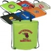Baseball, Football, Tennis Theme  Stadium Cushion & Cinchpack  with your personalization Bar Mitzvah or Bat Mitzvah Party Favor, Giveaway, Event Giveaway, Branded Promo
