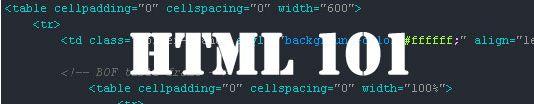 HTML 101 – Le code derrière les courriels HTML – partie 1 http://www.cyberimpact.com/blog/html-101-le-code-derriere-les-courriels-html-partie-1/#more-644