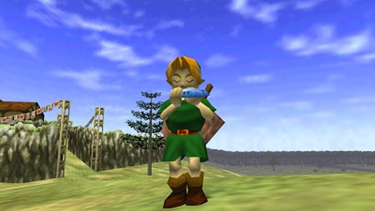 E não é que alguém conseguiu quebrar o record do speedrun de The Legend of Zelda: Ocarina of Time?