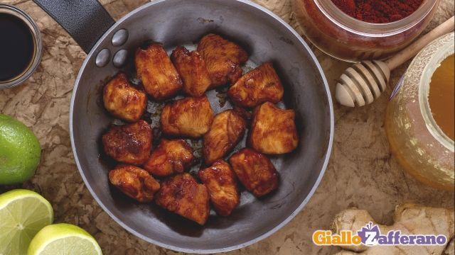 Ricetta Pollo alla salsa di soia - Le Ricette di GialloZafferano.it