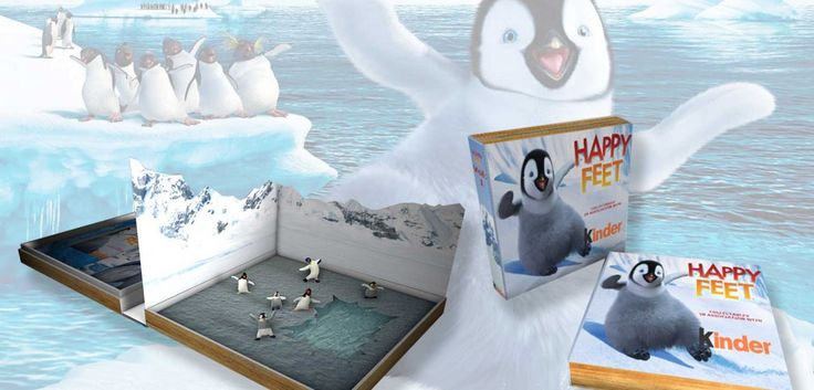 Happy Feet Give Away.  How does Give away marketing work?