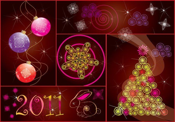 Free 2011 Festival Background #freebies