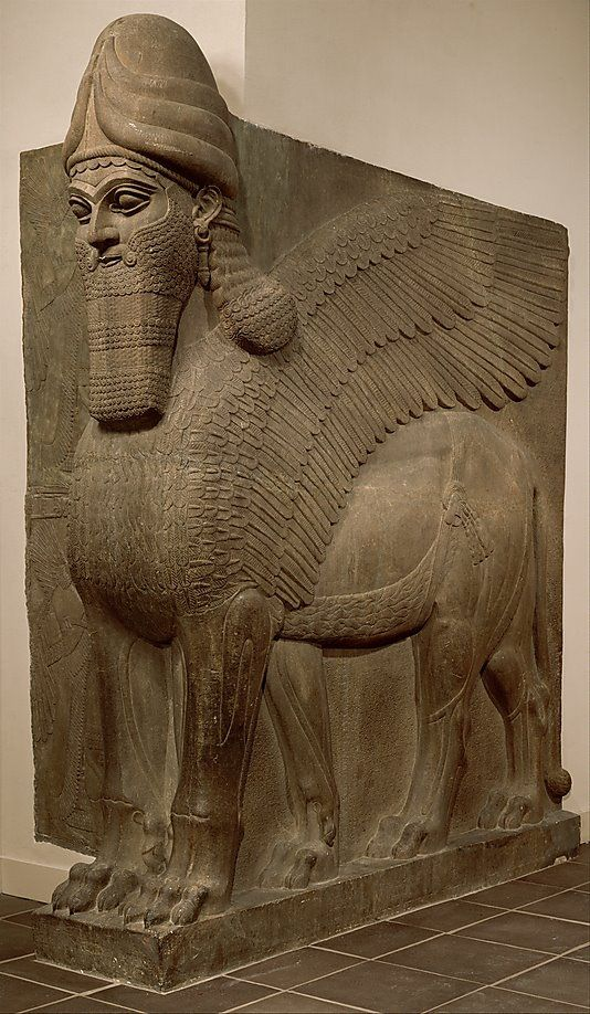 Neo Assyrian period reign of Ashurnasirpal II Excavated