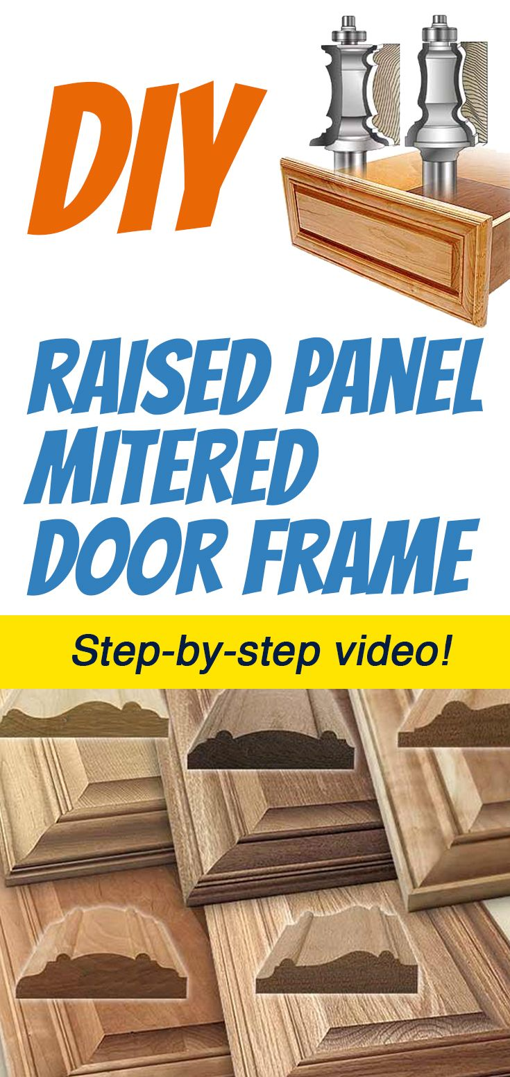 35 best cabinet making door & window bits images on pinterest