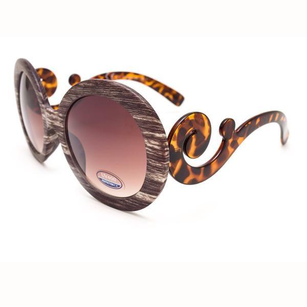 """Γυναικεία Γυαλιά Ηλίου Oversized """"ZIGBA""""   €15.90"""