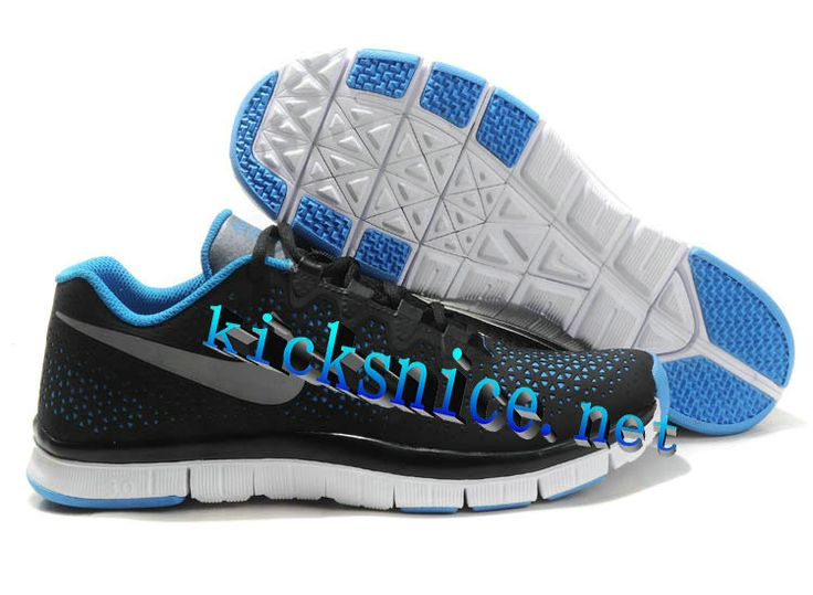 Nike Free Tr Fit Shoes In Sapphire Blue Gray Men'S Welcome To Buy Our Products