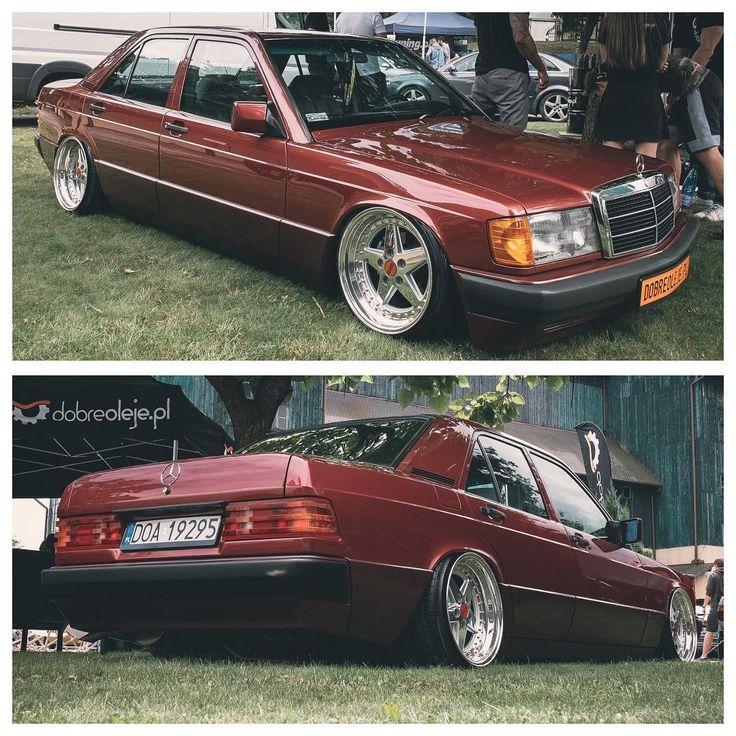 Mercedes-Benz 190, Dub Club (@dubclub) na Instagramu