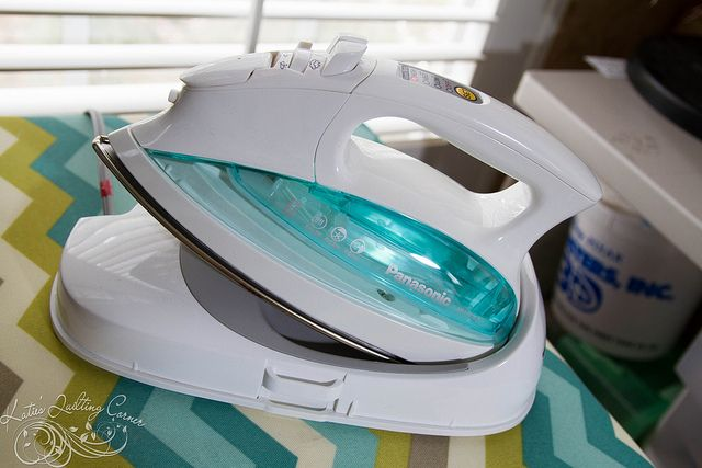 Panasonic Cordless Iron Review