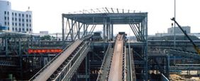 http://www.shreekhodiar.com/   SHR Conveyor Belt is manufactured from selected synthetic and is recommended for handling material like foundry sand, clinker, coke wharf, coke breeze and sinter having temperatures over 65c, up to 180c for coarse and 160c for fines.