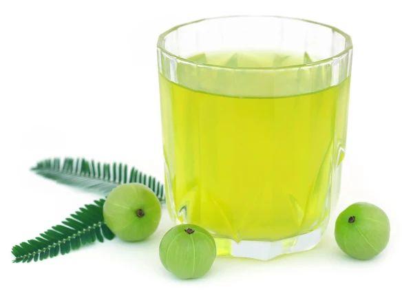 How to Make Amla Juice - Recipe for Gooseberry Juice