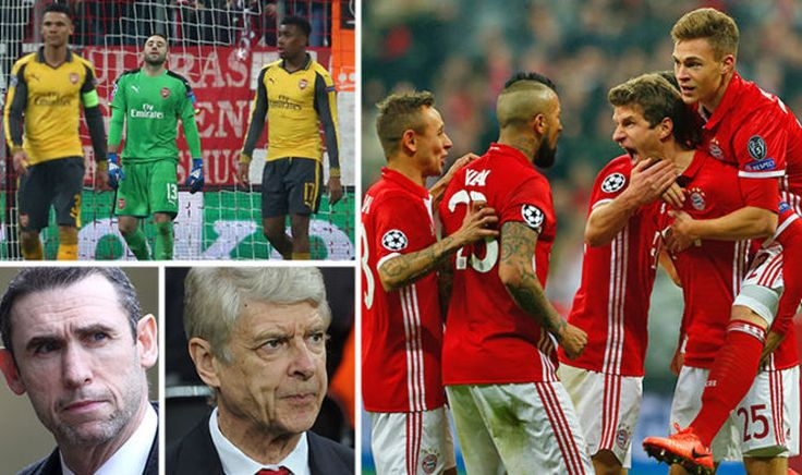 awesome Arsenal News: Martin Keown tells Arsene Wenger to quit after walking out press conference | Football | Sport Check more at https://epeak.info/2017/02/16/arsenal-news-martin-keown-tells-arsene-wenger-to-quit-after-walking-out-press-conference-football-sport/