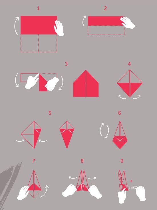 les 25 meilleures id es concernant pliage serviette lapin. Black Bedroom Furniture Sets. Home Design Ideas