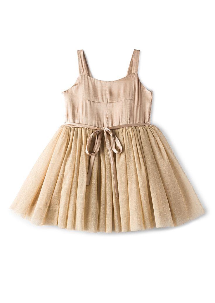 Drape Vertical Limits Dress | Bardot Junior