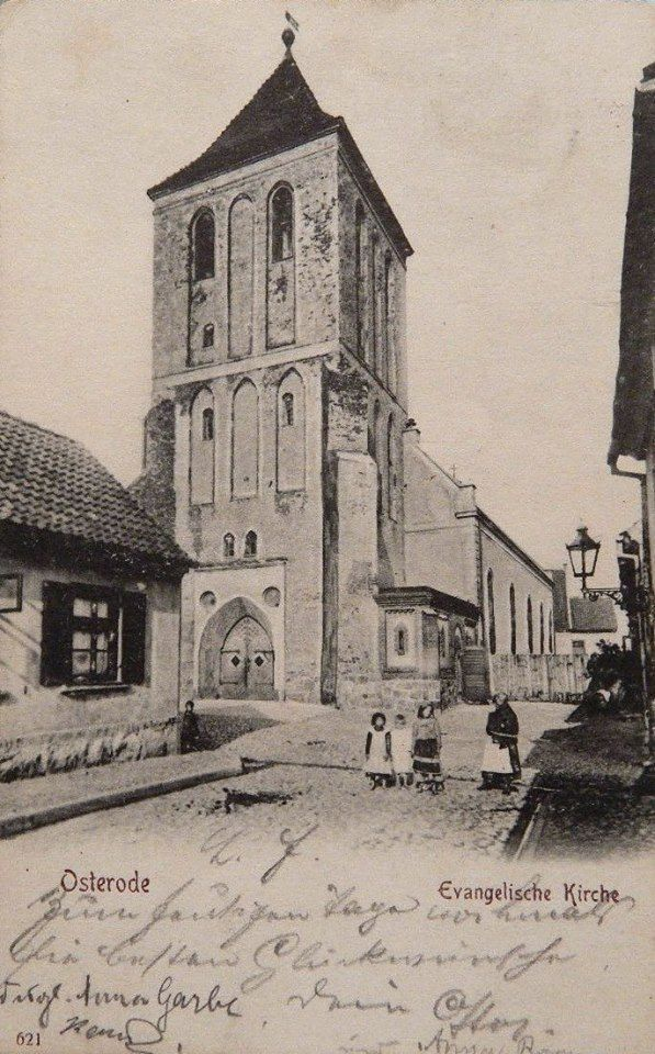 Osterode. 1908.