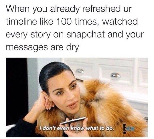 "This 2017 problem. | 21 Kim Kardashian Memes That'll Make You Say, ""My God, I Am Kim"""