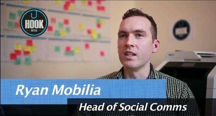 #SocialMedia QnA with Ryan Mobilia