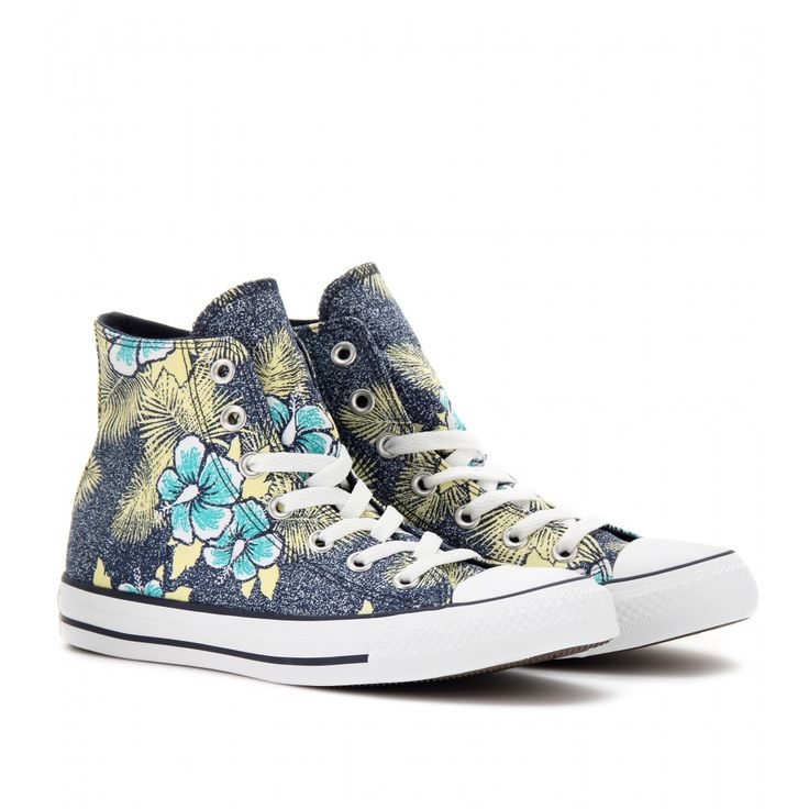 Converse All Star, Converse Sneakers, Converse Chuck Taylor, Converse High,  Top Shoes, Chuck Taylors, High Tops, Hawaii Clothes, Designer Clothing