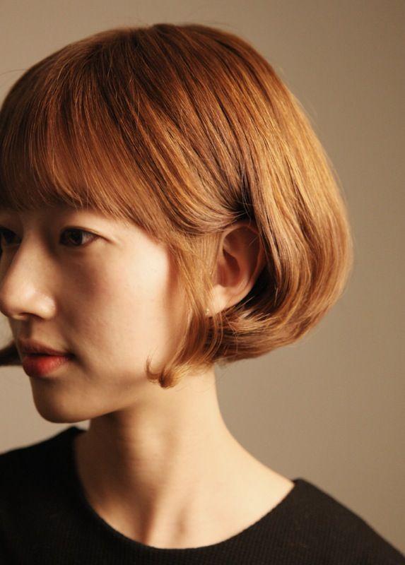 Remarkable 1000 Images About Korean Ladies Short Hairstyles On Pinterest Short Hairstyles Gunalazisus
