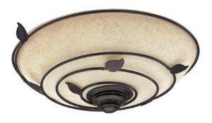 overhead bathroom lighting   Bathroom Ceiling Fans – Big Style for Small Rooms