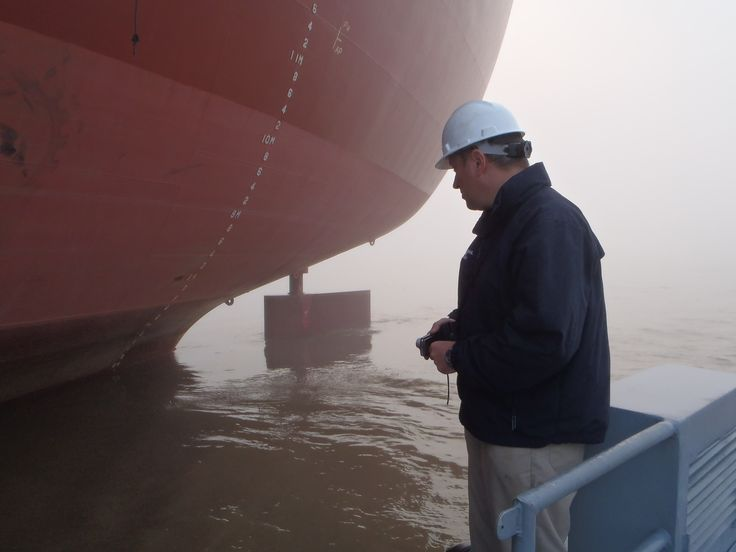 Draft and Deadweight survey by Tel marine    More Services: