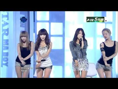 ▶ Sistar 19 - Ma Boy HD - YouTube