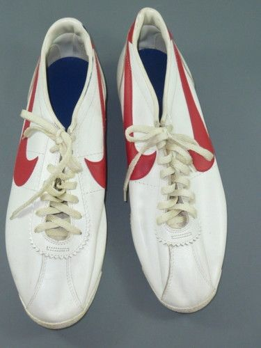 Mens Nike Cortez 14 M Vintage USA Made White Leather Red Swoosh Rare Shoes  | Shoes | Pinterest | Cameras