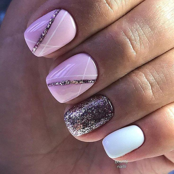1102 best Short nails art images on Pinterest   Autumn ...
