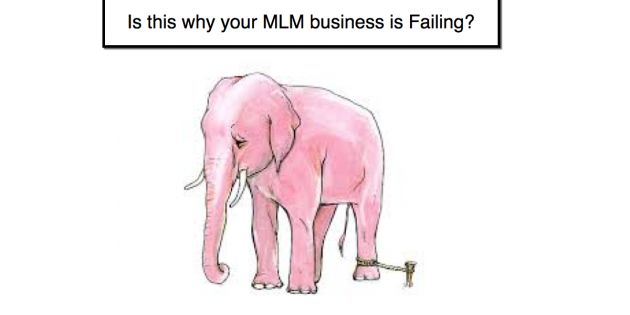 Repin if you get benefit from this article and podcast. http://shawnandrewwalker.com/how-elephants-limiting-beliefs-are-killing-your-mlm-business/