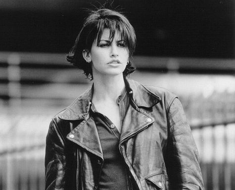 SheWired - 9 Most Iconic Tomboy Fashion Items From TV and Movies  Gina Gershon's Leather Jacket, Bound (1997)