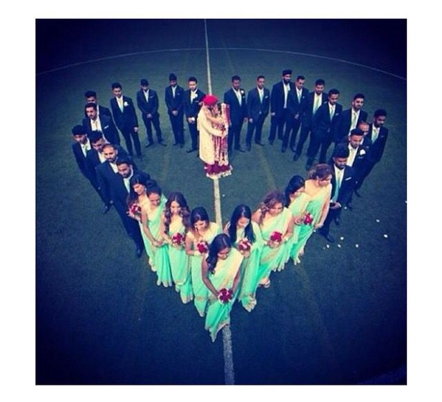 Pakistani wedding photo ideas