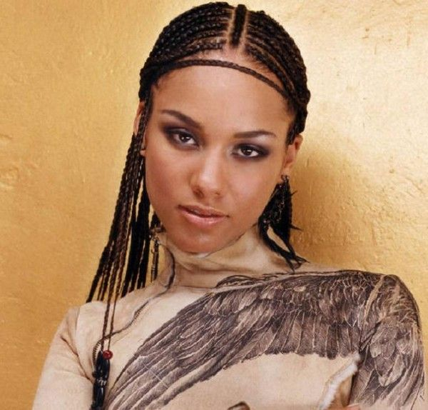 types of cornrow hairstyles