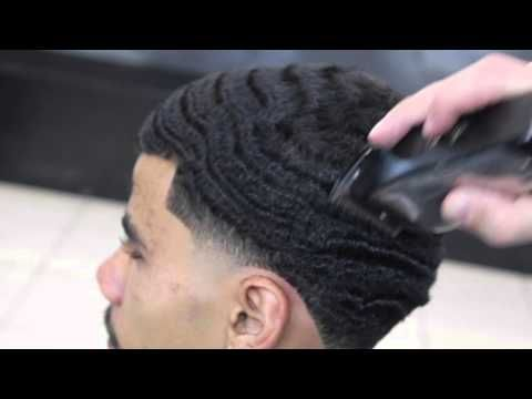 360 WAVES | HAIRCUT | BY WILL PEREZ - YouTube