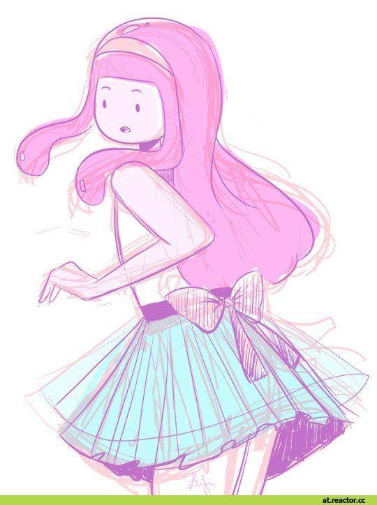 adventure time,время приключений,фэндомы,at art,Princess Bubblegum,Бубльгум - Принцесса конфетного королевства, бубльгум, принцесса бубльгум