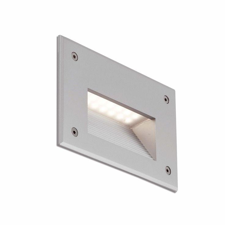 Encastrable de LED para señalización caminos #jardin #iluminacion #decoracion #empotrables #exterior